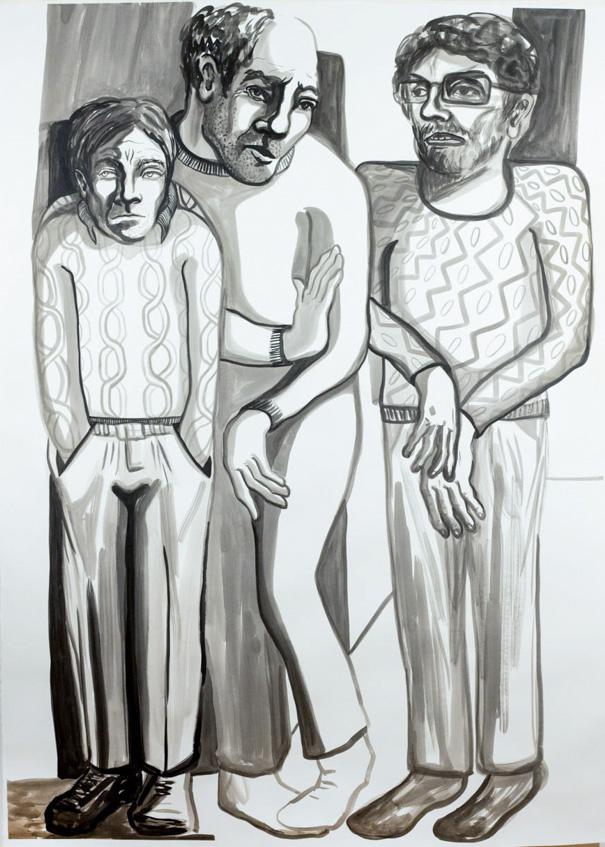 Señores del Borda (Psych Ward Misters)