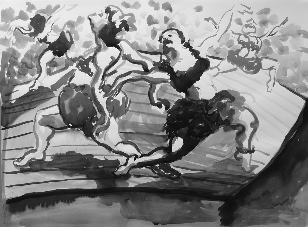 Bailarinas feas (Ugly Dancers)