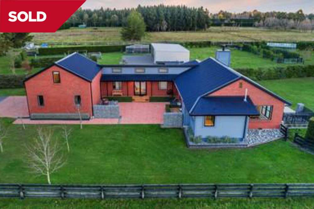 877 Old West Coast Road, West Melton