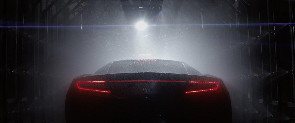Acura NSX     |     Mark Jenkinson