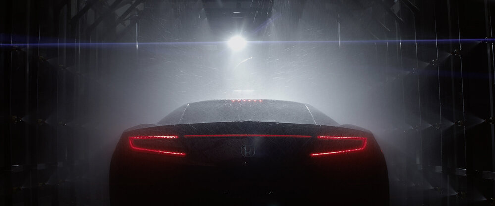 Acura NSX</br>Mark Jenkinson