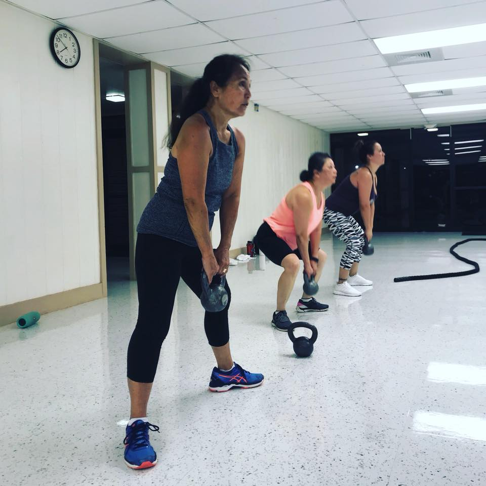 No endless lines for machines. Just sweat. - We offer small group classes with positive vibes and knowledgable instructors. Experience is not required and classes can be joined at any time.Check out class schedule >>