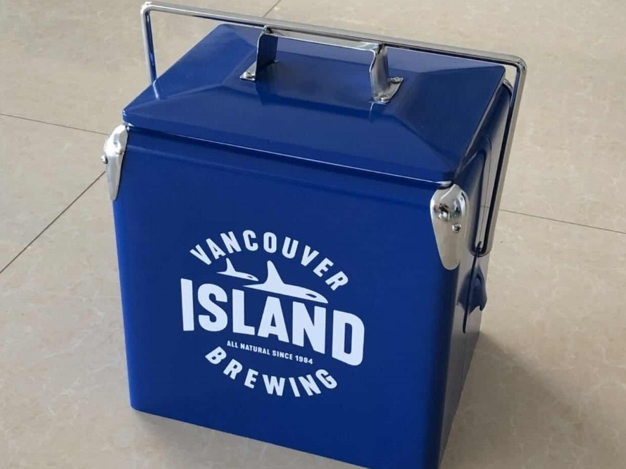 Custom Made Cooler