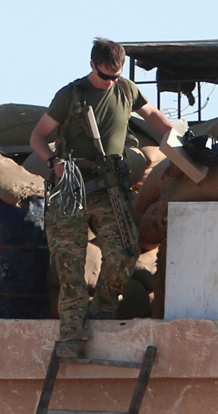 HK 416D CAG — CLONE RIFLES