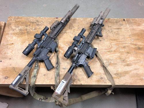 M4A1 Block II — CLONE RIFLES