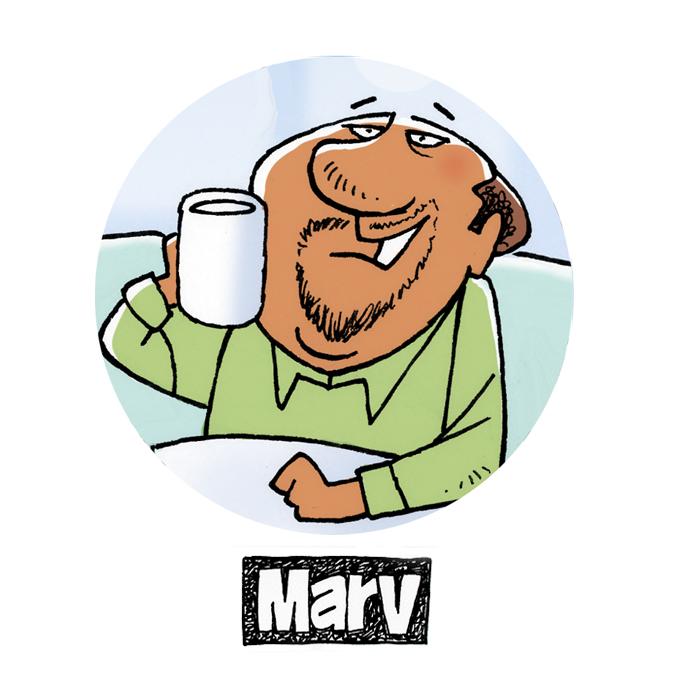 Marv Mandelbaum