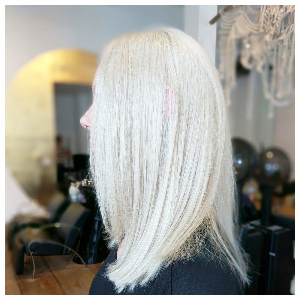 Emily Baedeker - Organic hair color. San francisco