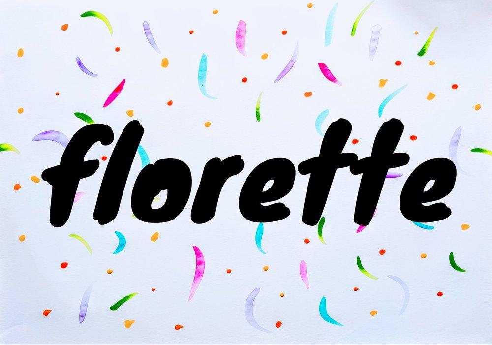 florette loves you