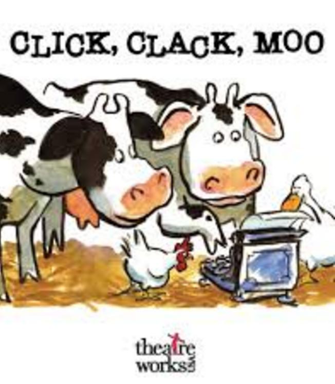 It's a MOO-sical! - .....Get it? GET IT?!!
