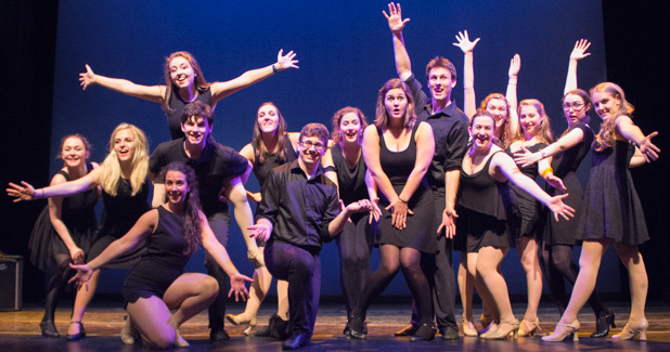 Summer 2014 choreographing with Berkshire Theatre Group -