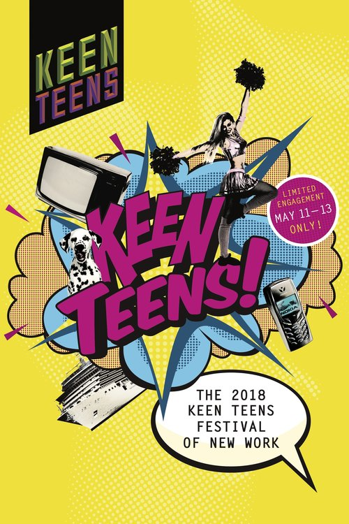Keen Teens 2018 - Off-Broadway Festival of New Work