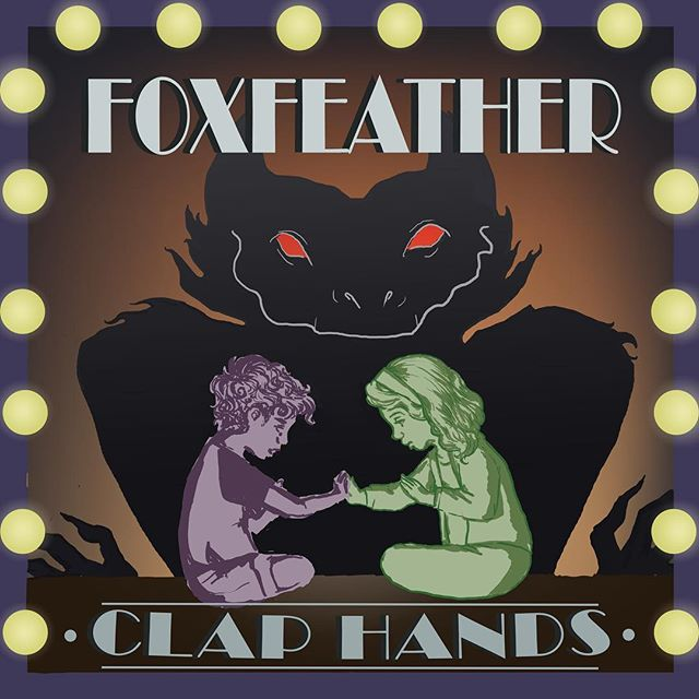 #happyhalloween! Check out our new release 'Clap Hands' on #Spotify. Link in bio! #tomwaits #coversong #halloweenmusic #spooky #classic #newsingle #newmusic #newmusicalert