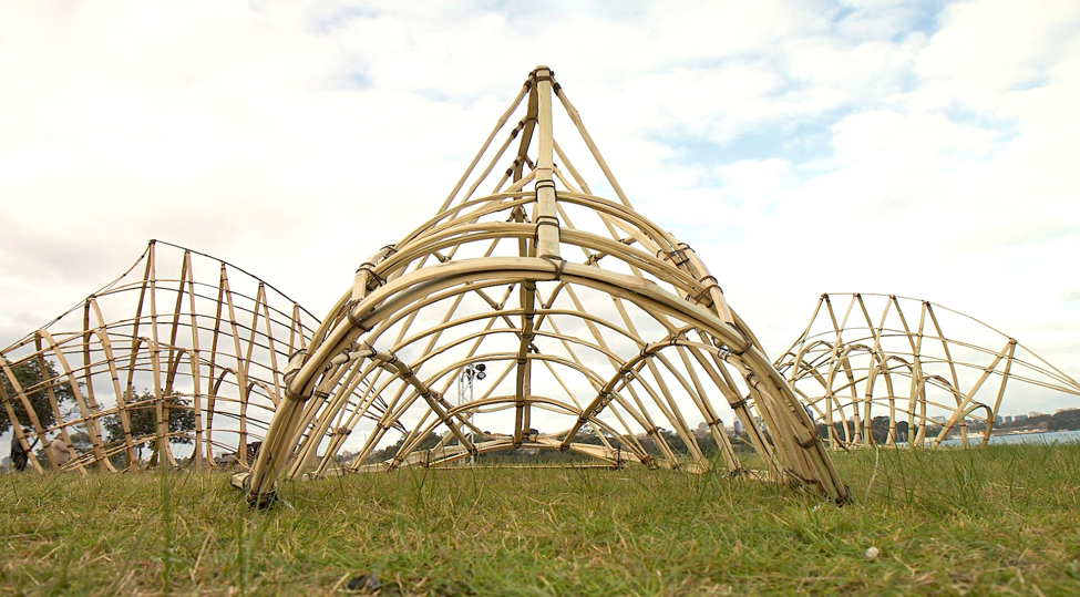 Mark Swartz,Belinda Innes & Dan Kilminster: Theatres of Bamboo -