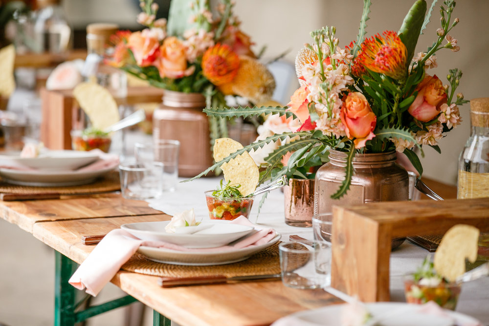 Rustic Bridal Shower -