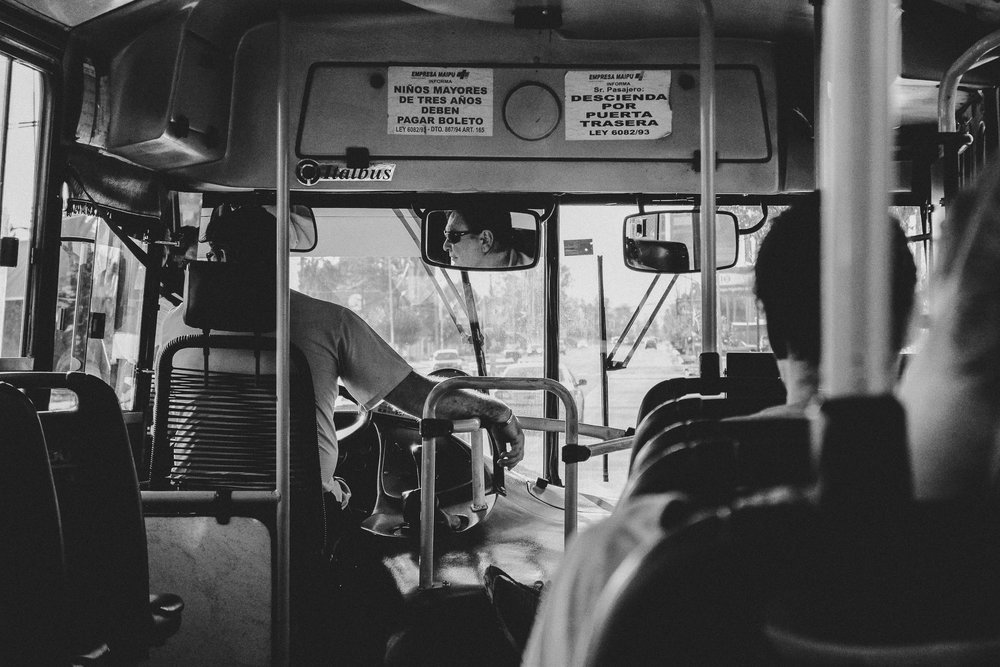 City Bus. Mendoza, Argentina 2015.