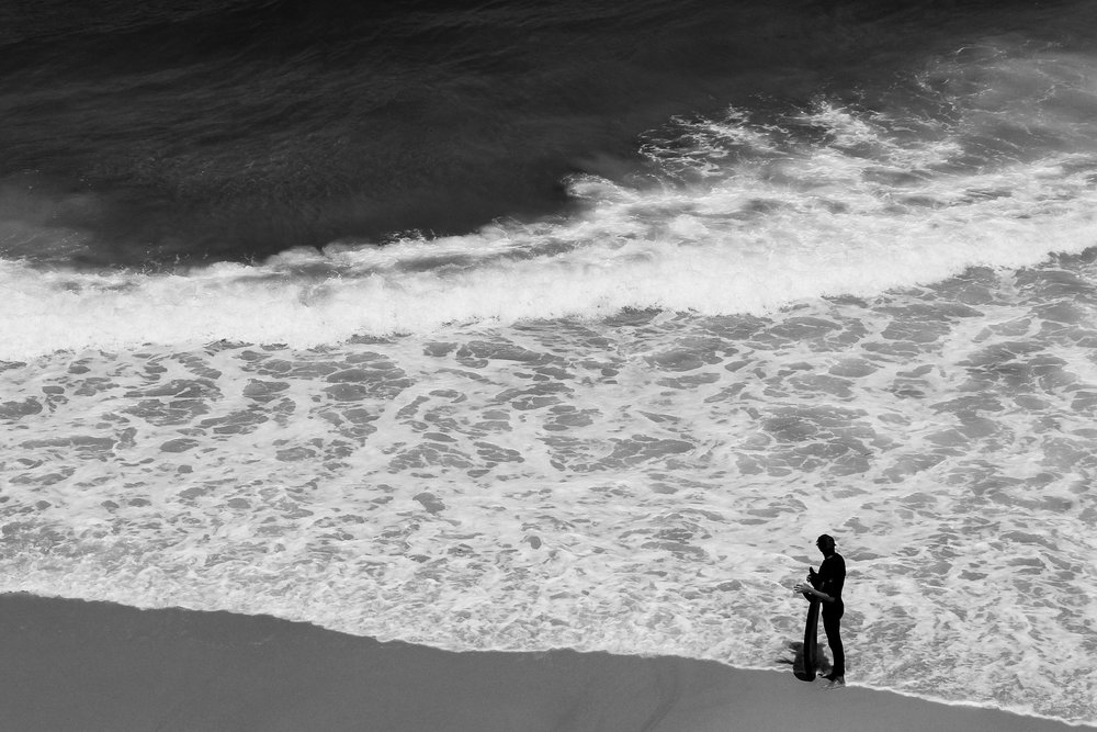 You and me. Sydney Beaches, 2016