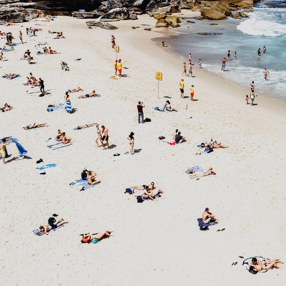Sydney Beaches. Sydney, Australia 2016.