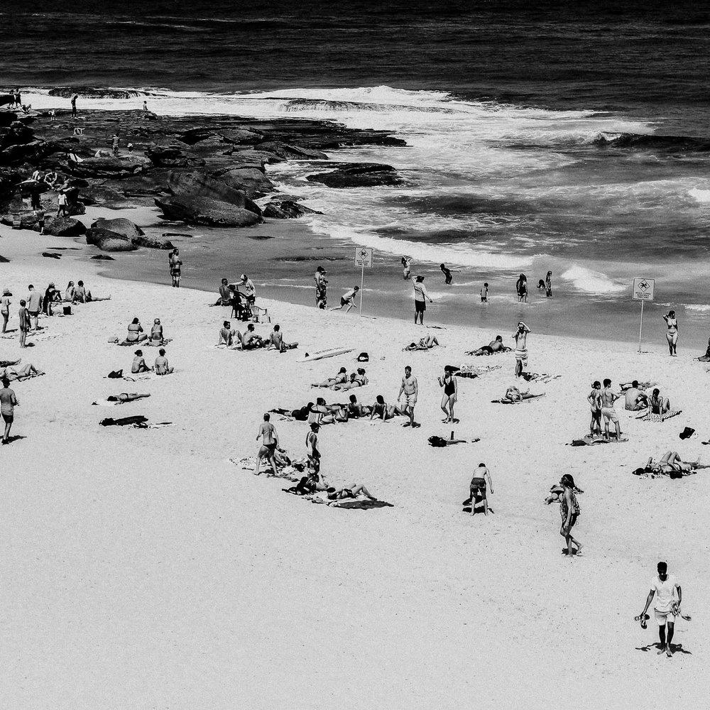 Sydney Beaches, Australia 2016.