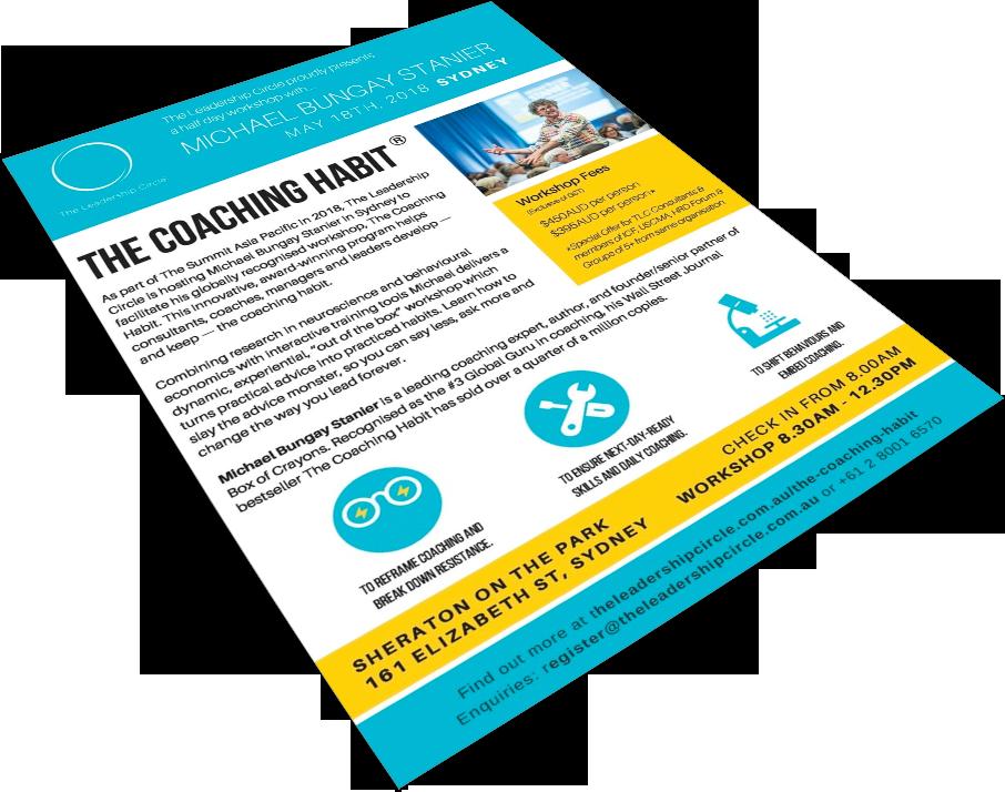 The Coaching Habit TLC AP 2018 Flyer 3D.png