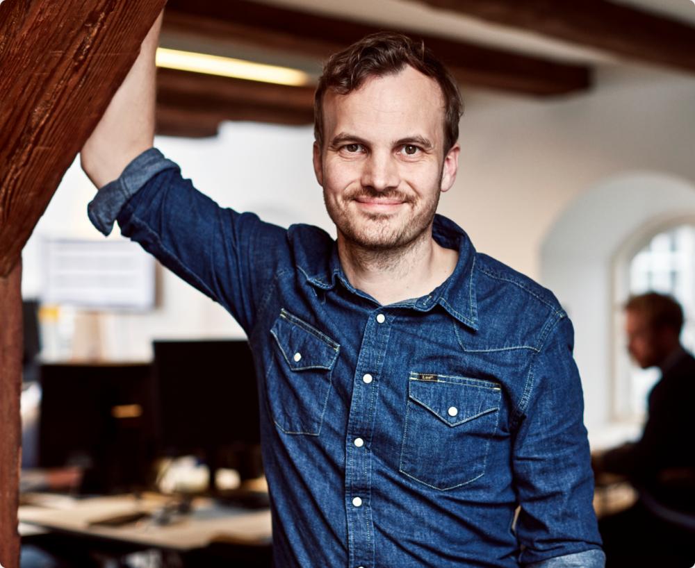 Jens Stensgaard Jakobsen, Senior Project Manager