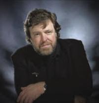 Grateful Dead lyricist John Perry Barlow.