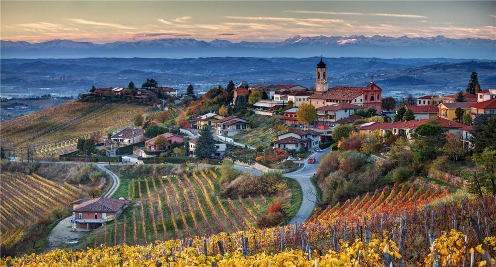 piemonte langhe roero treiso comune cantine vini