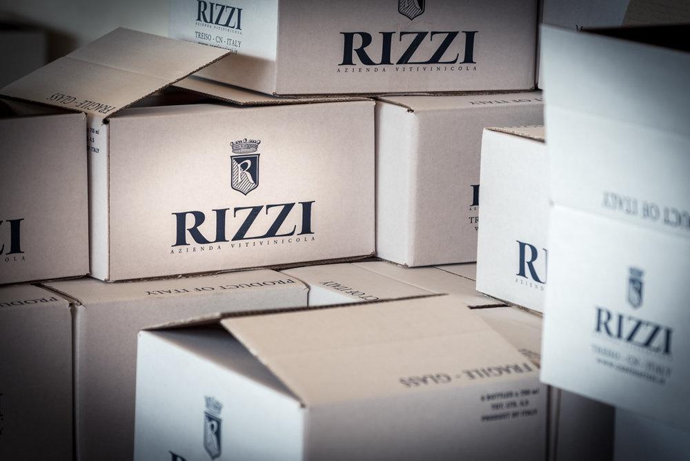 L'azienda VITIVINICOLA RIZZI  cantina rizzi treiso piemonte cascina Rizzi,  cascina Boito,  cascina Manzola