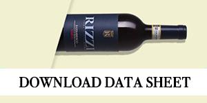 data sheet barbaresco nervo rizzi vinery wine