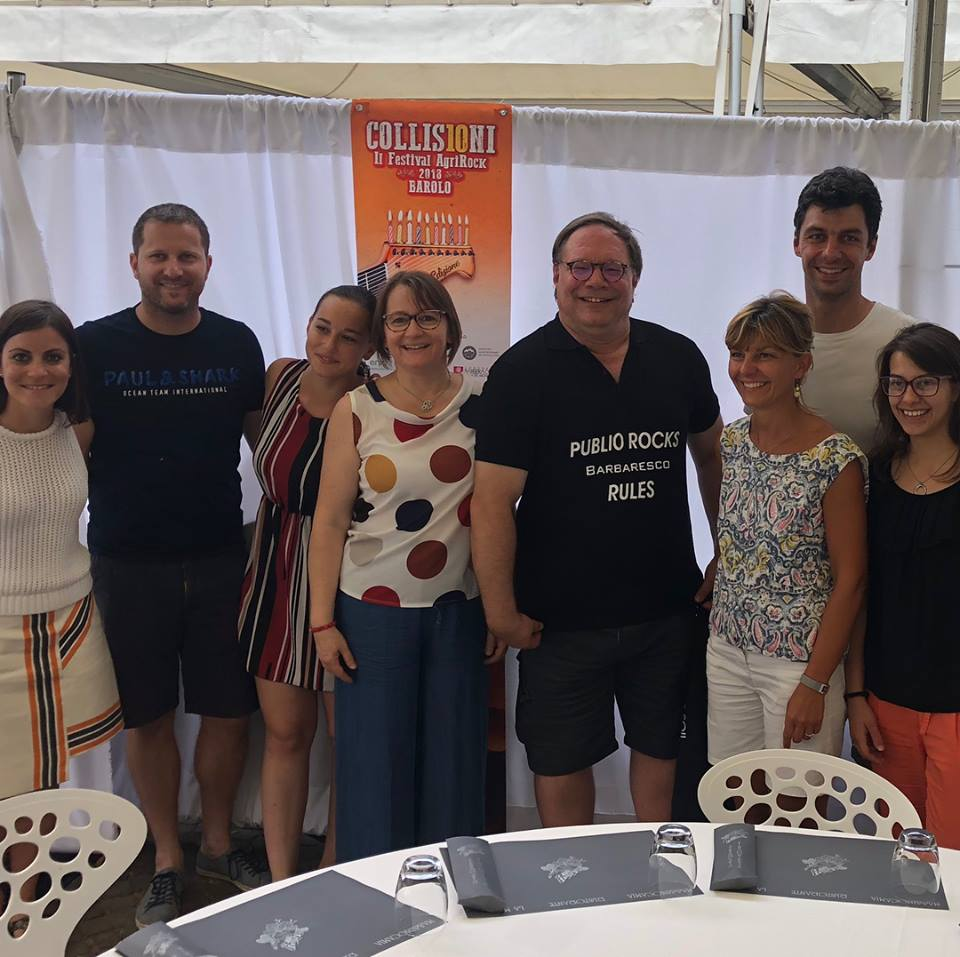 Barbaresco Masterclass at Progetto Vino #Collisioni Barbaresco's Team with Ian D'Agata colliosioni festival.jpg