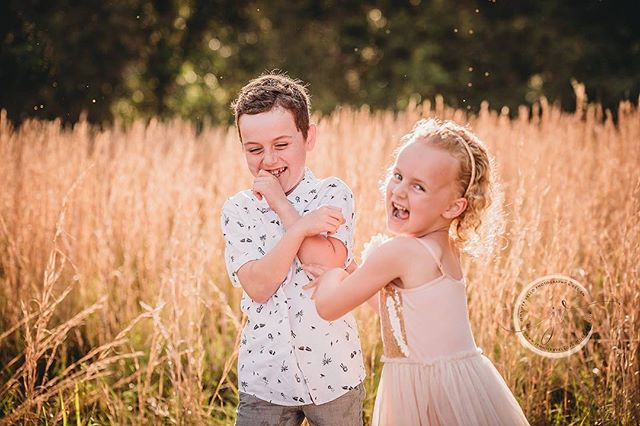 Big brother tickles 🤗 #jennifervellophotography