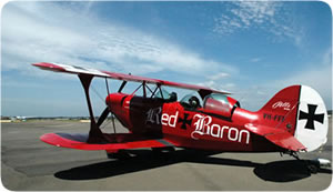 The Red Baron Today