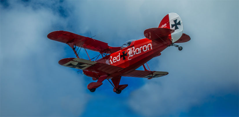 Red Baron Sydney Pitts Special S2A