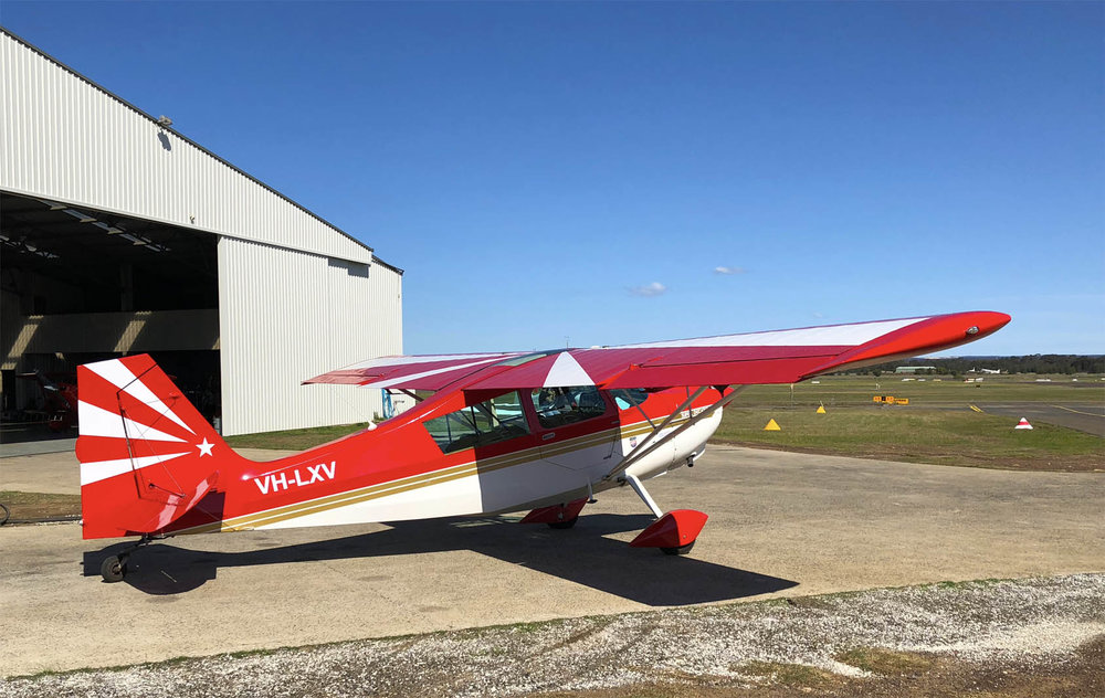 Red Baron Sydney Alpha 160A