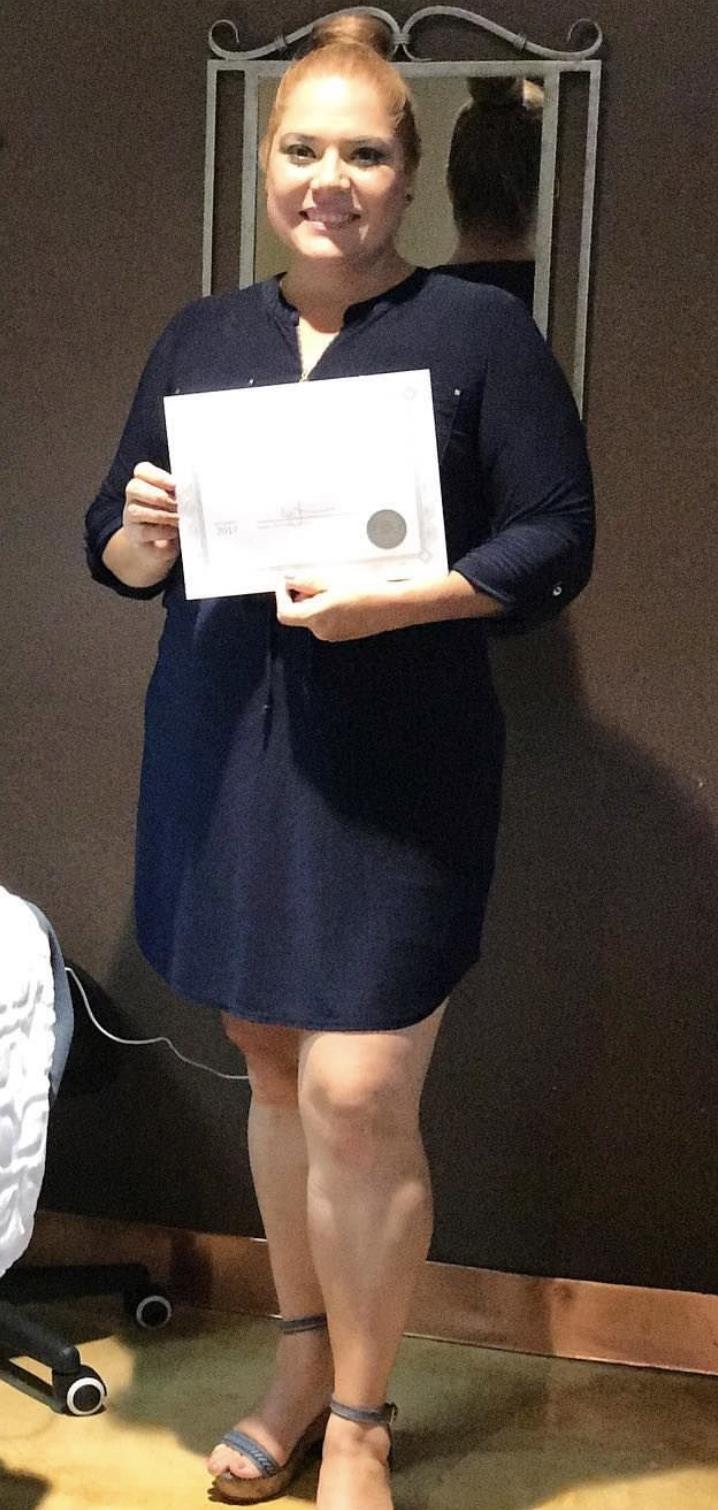 Tuani Lash Certified.