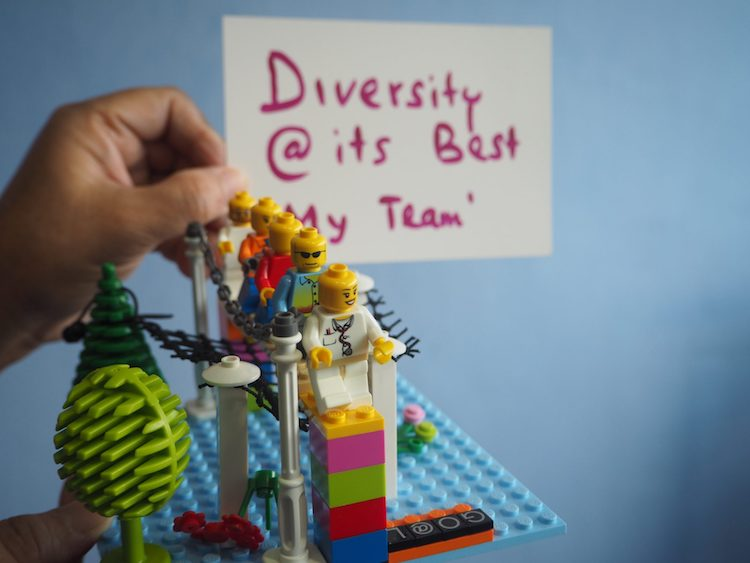 diversity inclusion effective communication talent employee training programme learning and development l&d