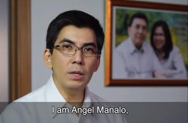HELP. The younger son of former Iglesia ni Cristo head Eraño Manalo seeks help. Screengrab from Manalo video