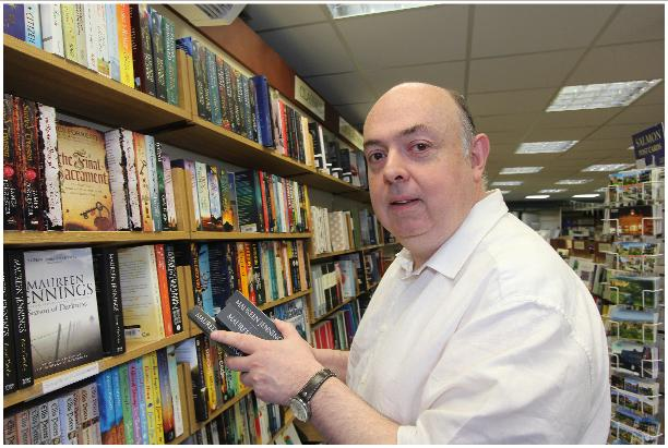Born in 1963, Stanton went to Ludlow College then studied at De Monfort University in Leicester. He has worked at Castle Bookshop since 1989 and has been the proprietor since 1998.
