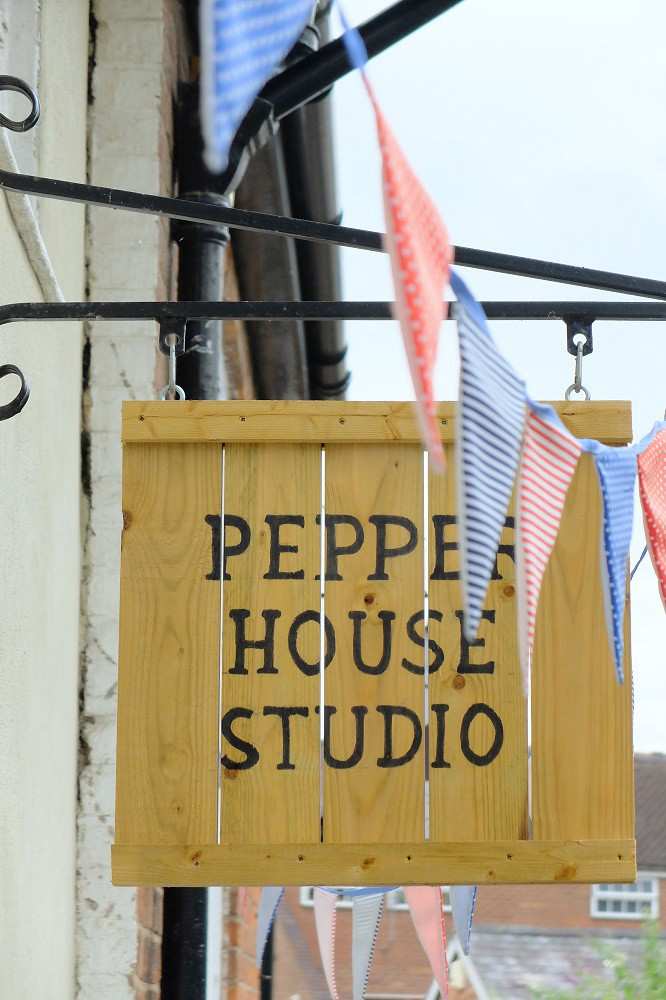 Pepper House Studio, Pepper Lane