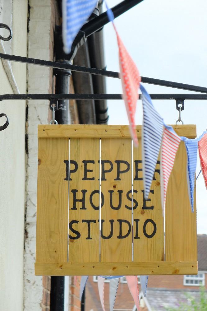 Pepper House Studio, Pepper Lane