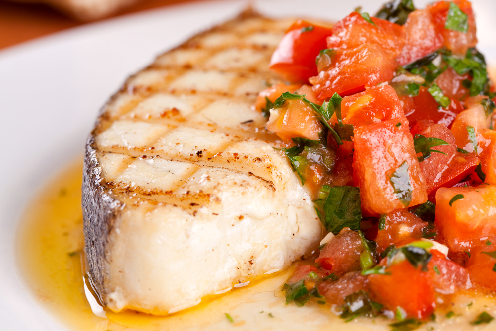 Halibut: the  crowd pleaser