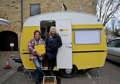 Jan Williams and Chris Teasdale