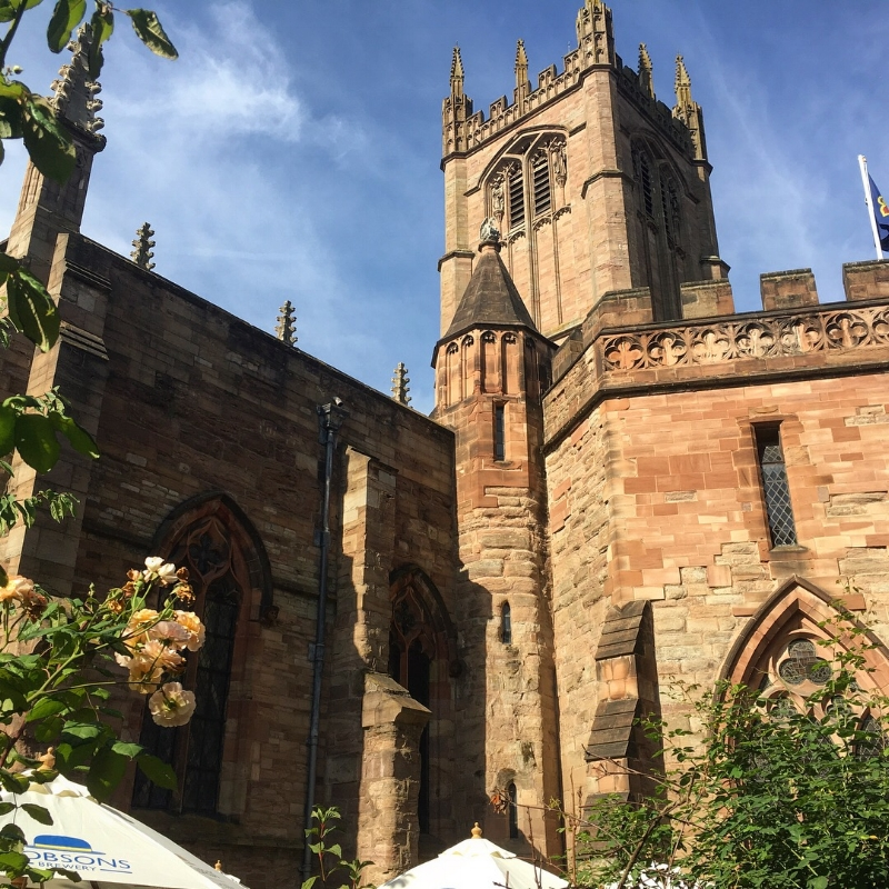 """""""Ludlow has over 500 listed buildings"""" - Shaun Ward"""