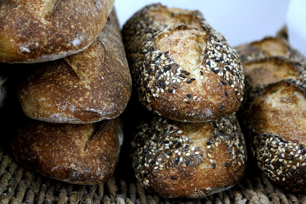 You can't beat our local sourdough
