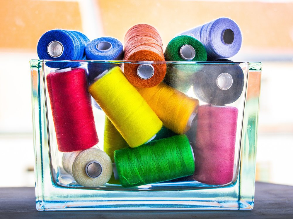 Sew colourful…
