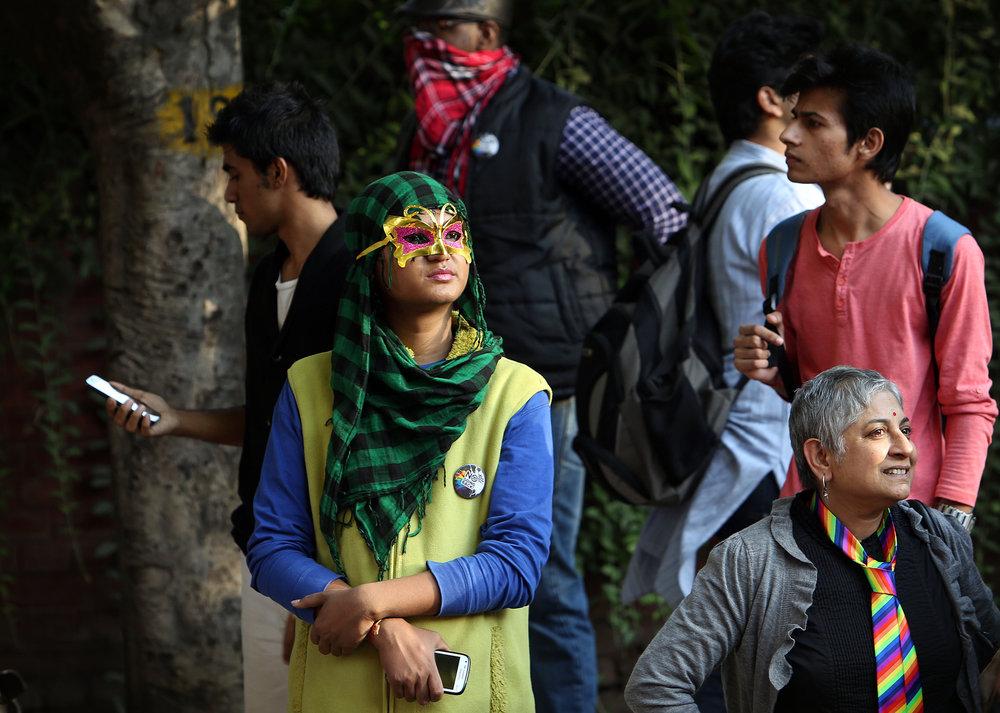Queer Pride March Delhi