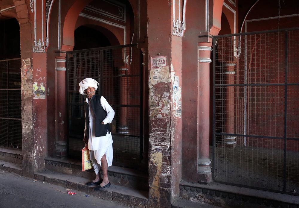 India Street Life