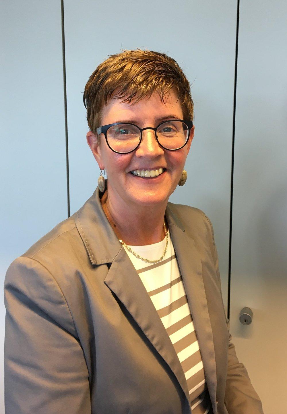 Anja Vester, bestuursvoorzitter WVB