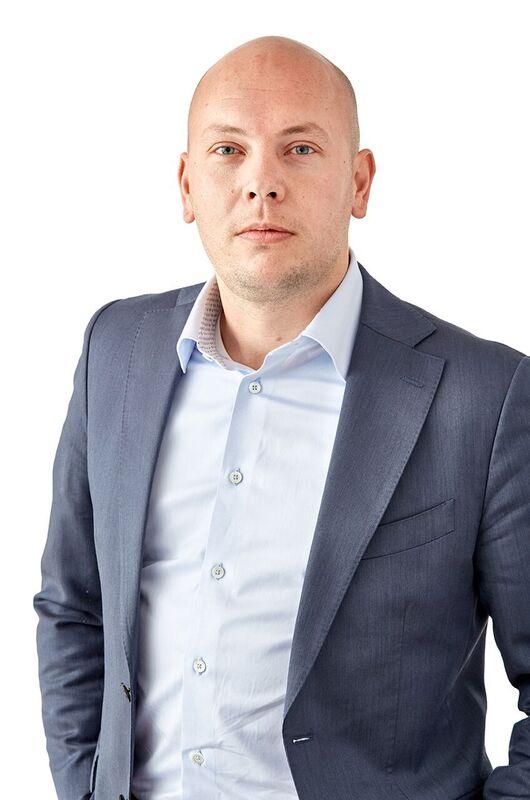 Sander Dekker, Business Unit Director Europe West