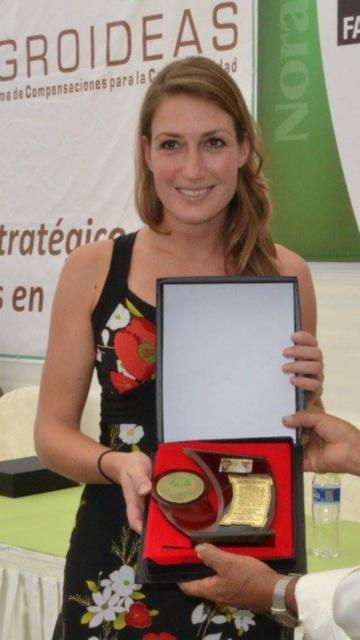 Isabel van Bemmelen. Sustainable development and finance expert.