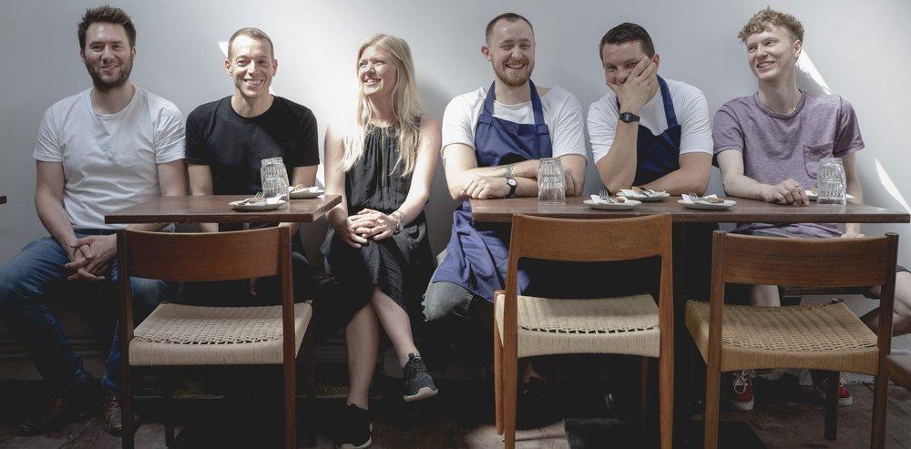 The team behind Rok Scandinavian restaurant London
